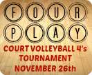 Court Vball 4's Tournament