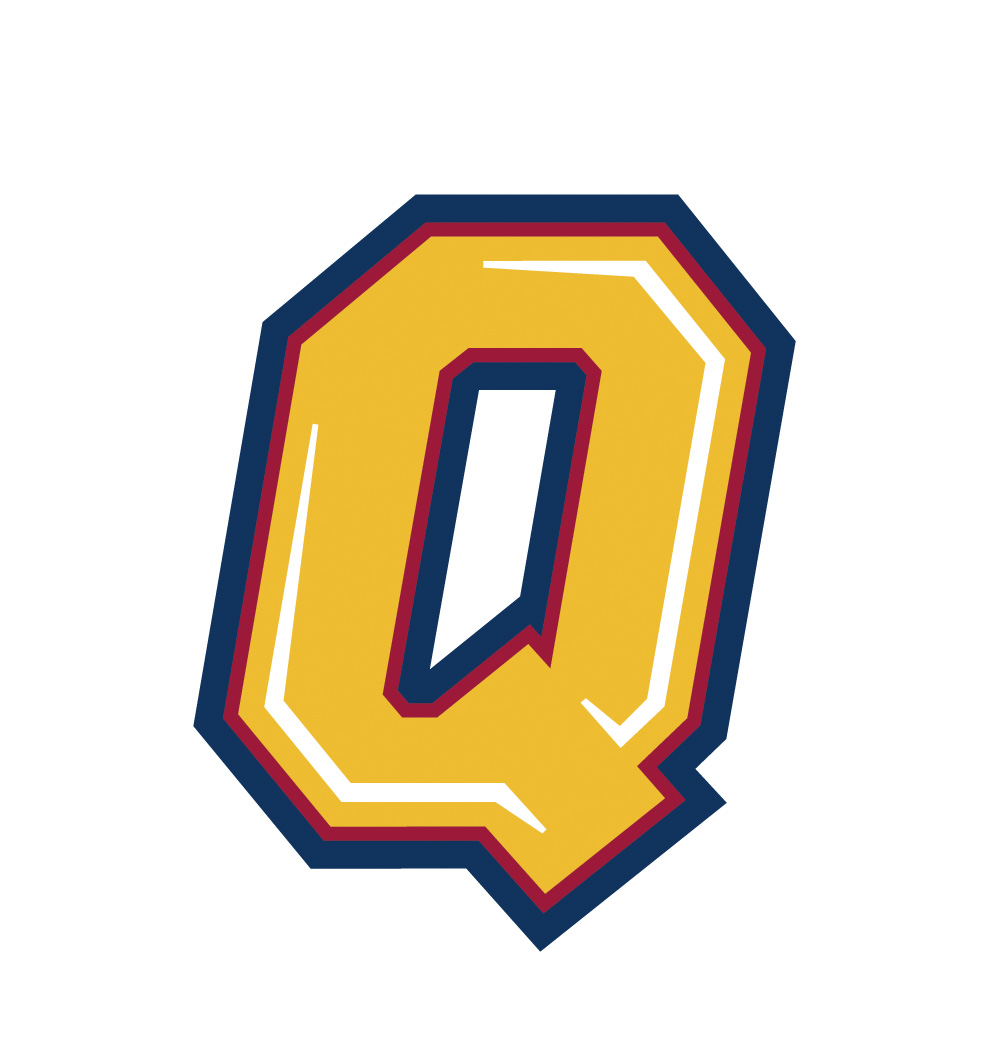 Image result for queens university swimming logo