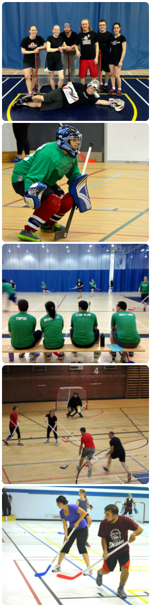 Floor Hockey - Register | Kingston Sport & Social Club